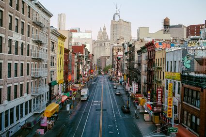 Chinatown & Lower East Side PUMA, NY
