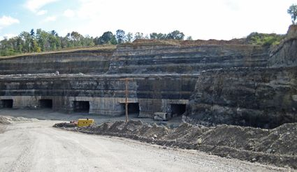 Nonmetallic mineral mining & quarrying
